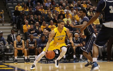 Second half struggles doom Marquette against Villanova