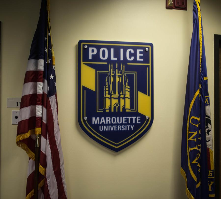 There were no safety reports about this weekend's crimes, leading to student speculation. Photo by Maryam Tunio / maryam.tunio@marquette.edu
