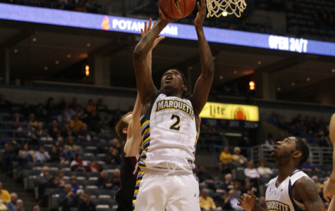 Freshman Sacar Anim is used to pressure after four state championships (Photo by Doug Peters/douglas.peters@mu.edu).