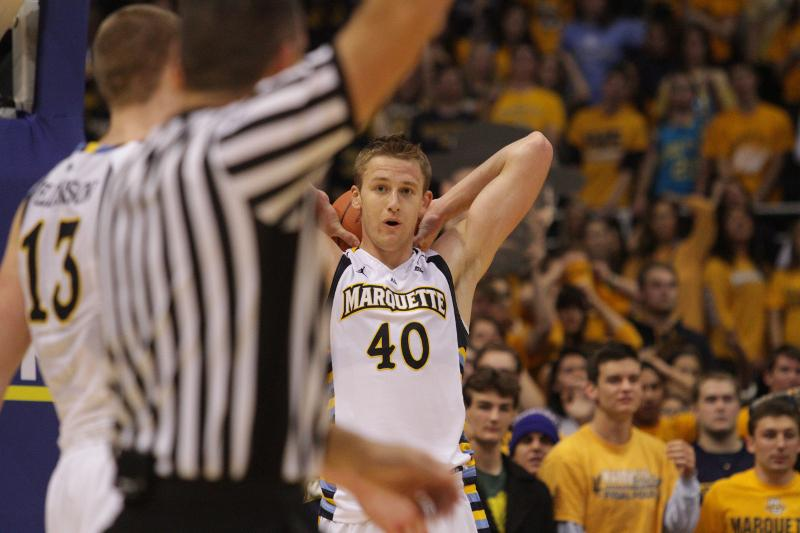 Luke+Fischer+notched+his+first+two+double-doubles+this+week+%28Photo+by+Doug+Peters%2Fdouglas.peters%40mu.edu%29