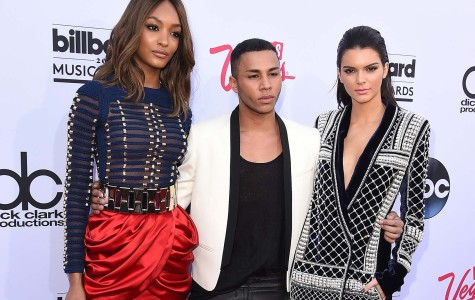 H&M targets to more sophisticated market with Balmain collection