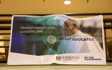 #JesuitEducated, a marketing campaign with Marquette involvement