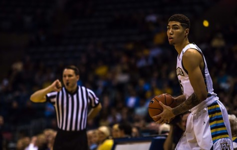 Sandy Cohen has been a bright spot on offense (Photo by Nolan Bollier/nolan.bollier@marquette.edu)