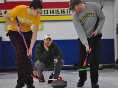 Curling club swept from old rink