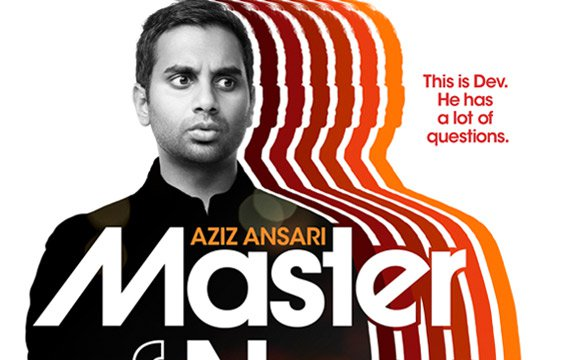 Master of None stands out in a year of great comedies