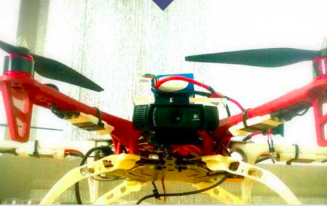 Start-up funding student-made drones that follow moving objects