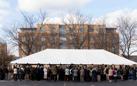"""It's been a long time coming"" – new Jesuit Residence dedicated after opening"