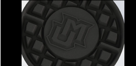 Waffles will have MU logo, possible blue and gold toppings this spring