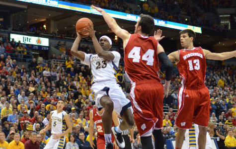 Top five non-conference men's basketball opponents