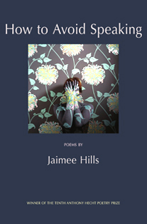 Adjunct professor, Jaimee Hills' collection of poems,