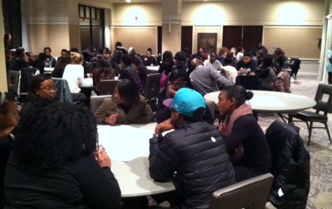 University's next steps discussed after demonstration for University of Missouri, people of color