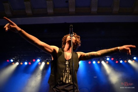 American Authors. Photo via: therave.com