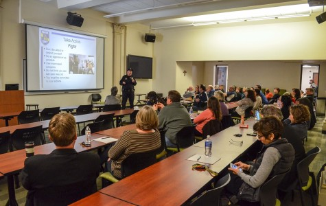 Marquette Police Department continues active shooter trainings with College of Communication