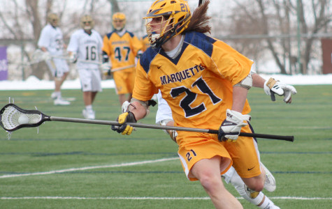 Men's lacrosse ranked No. 16 in Inside Lacrosse Face-Off Preview