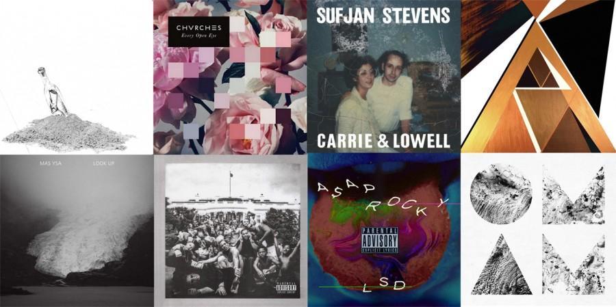 Dan's Top Ten tracks of 2015