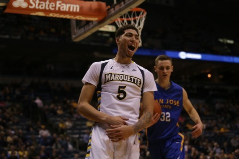 Marquette Talks About DePaul Matchup on 1/4/14
