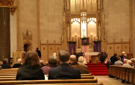 """He really set the world on fire"" – Mass held in memoriam of former Gesu pastor John Schlegel"