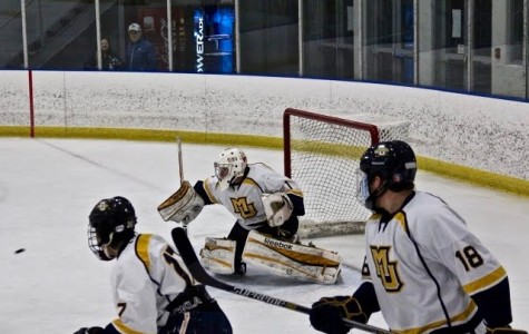 Hockey sweeps opening weekend against Madison