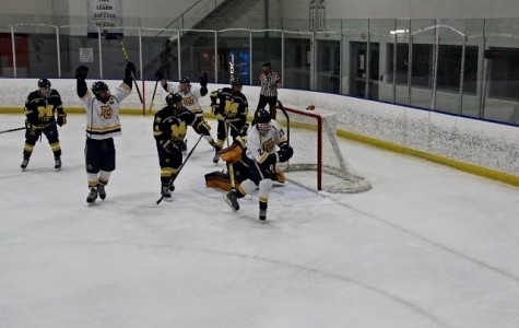 Hockey remains third in region with two weeks left