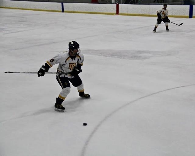 Hockey+splits+weekend+against+Illinois