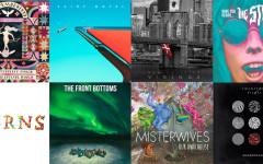 Ian's Top Ten Tracks of 2015