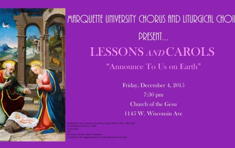 Lessons and Carols returns after two year break