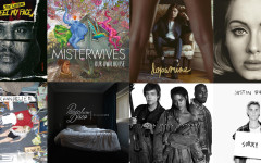 Lily's Top Ten Tracks of 2015