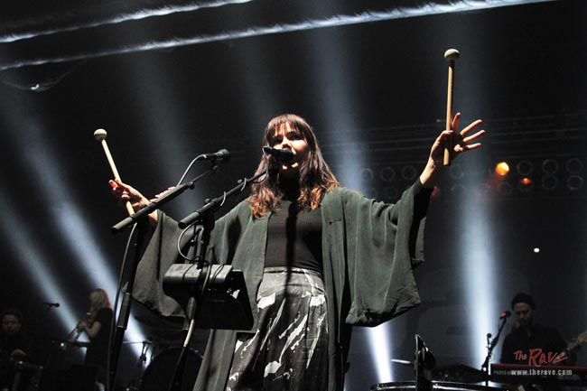 Of Monsters and Men. Photo via: therave.com