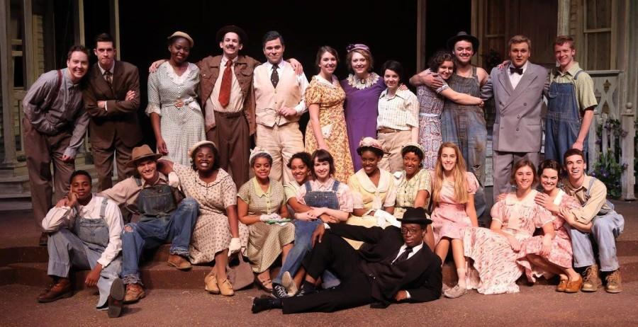 Marquette Theatre to perform in the Region III Kennedy Center American College Theater Festival