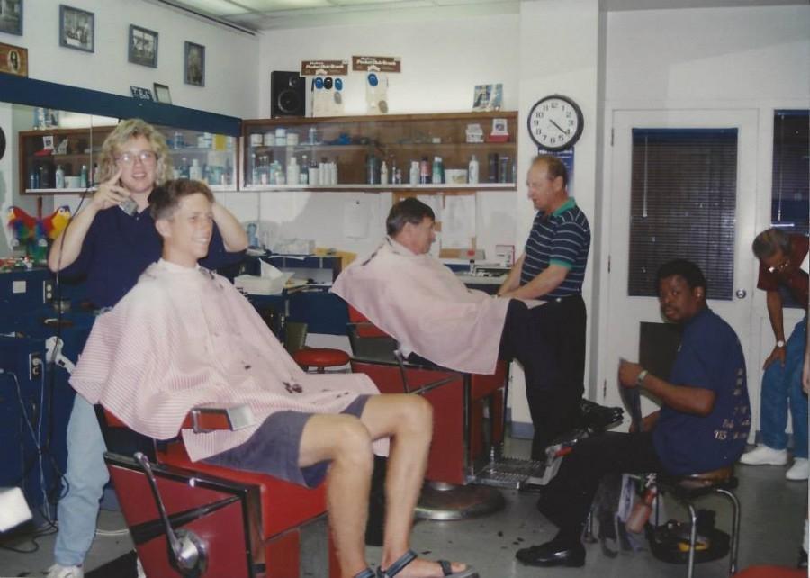 Bob's Barber Shop continues to serve
