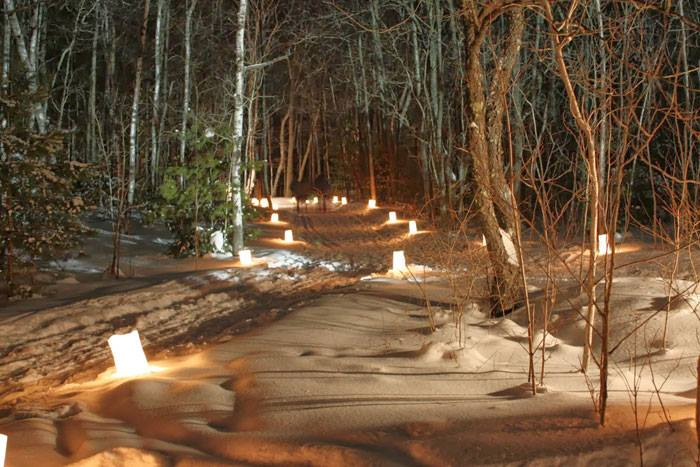 The Lapham Peak Candlelight Hike will take place this Saturday Jan. 30