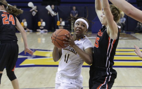 Goldstein: Women's basketball exceeding expectations