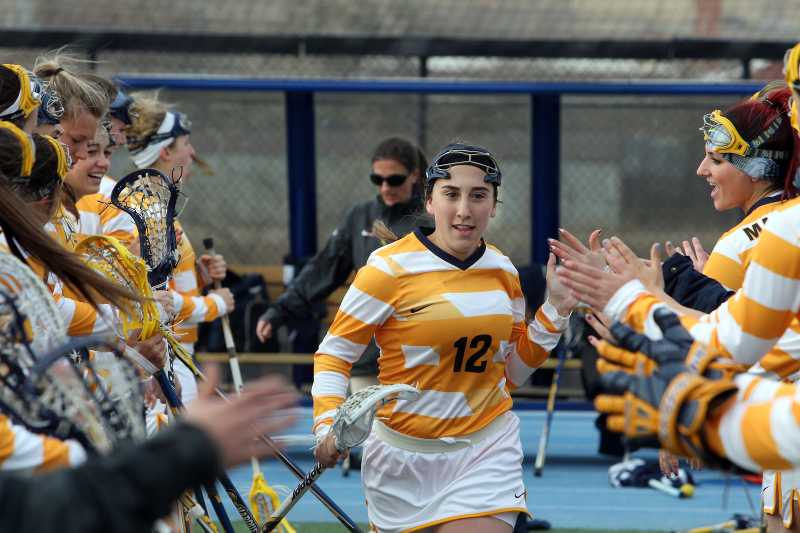 Costanza led the team with 21 goals and 25 assists last season (Photo courtesy of Maggie Bean/Marquette Images)
