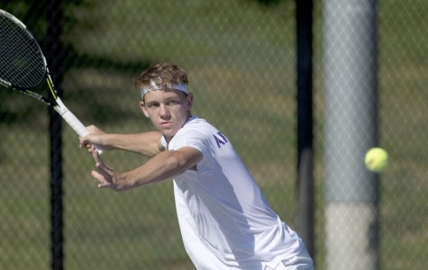 Men's tennis adds top-100 freshman transfer Anderson