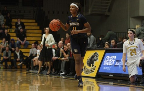 WBB fights back against Red Storm, still falls in OT