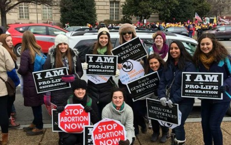 Pro-life students to march in Washington D.C.
