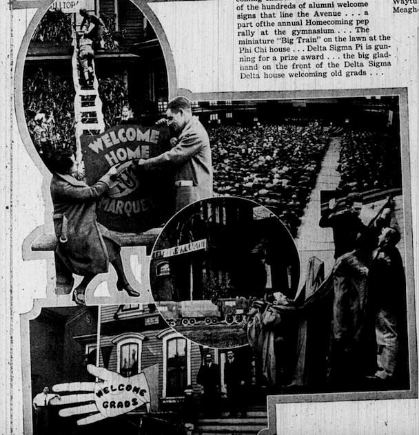 Photo+from+a+Nov.+5%2C+1931+issue+of+The+Marquette+Tribune.