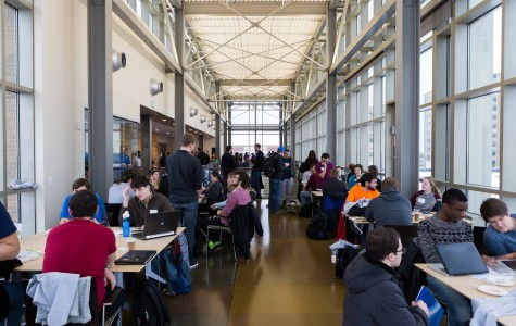 Second-annual Hackathon draws 100 students to engineer solutions