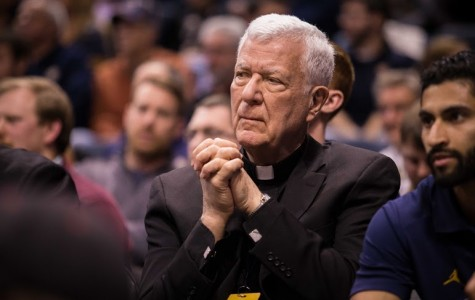MUBB's new chaplain adds calm presence to youthful team