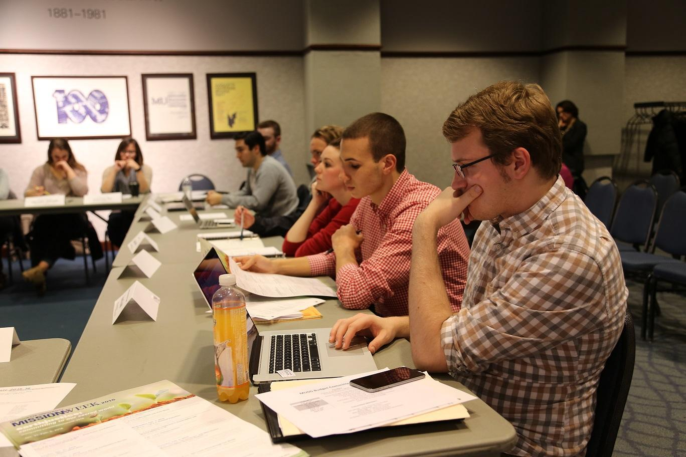 MUSG created a special senate committee tasked with analyzing the structure of MUSG.