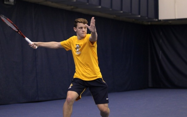 Anderson transferred mid-season from TCU (Photo courtesy of Maggie Bean/Marquette Athletics)