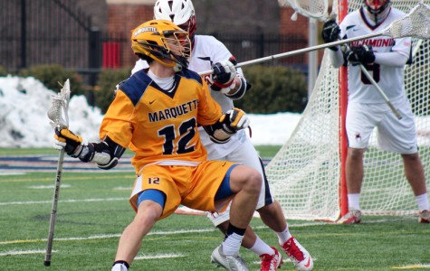 Men's lacrosse stifles Richmond offense in 7-2 win