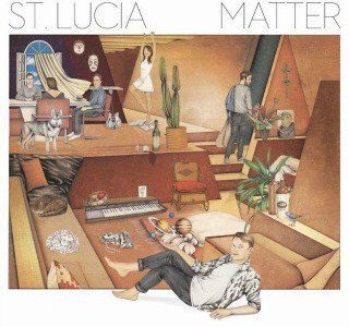 "St. Lucia satisfies with sophomore album ""Matter"""
