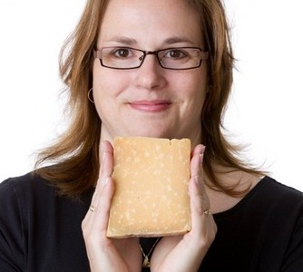 Some food for thought from 'cheese geek' Jeanne Carpenter