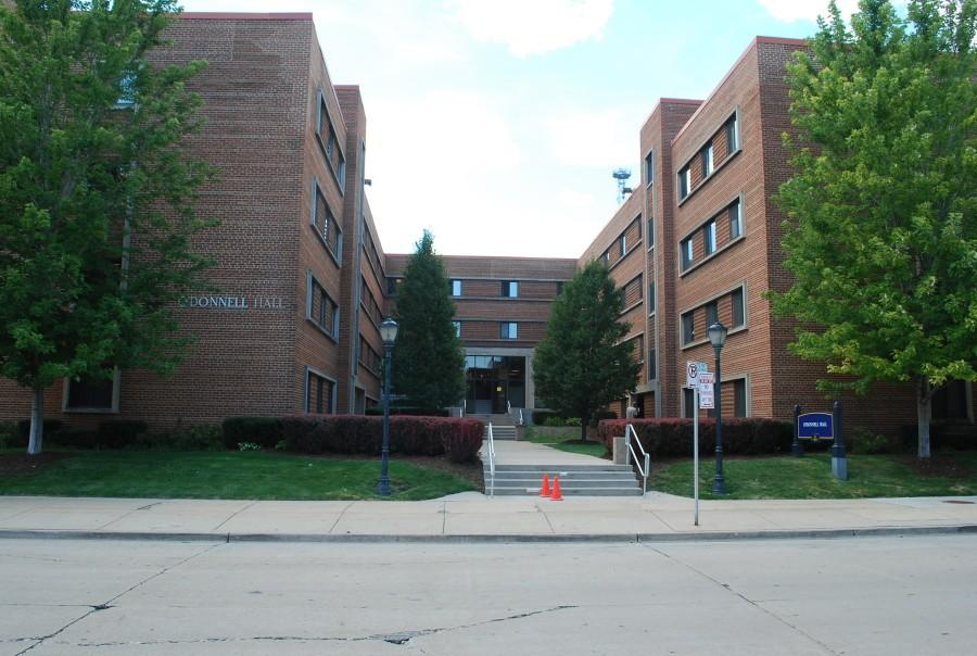The 66-year-old residence hall will not only remain open for at least one more school year but also become co-ed.