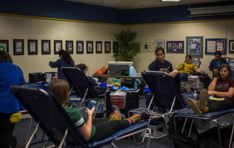 Multiple partners work to create first campus-wide blood drive