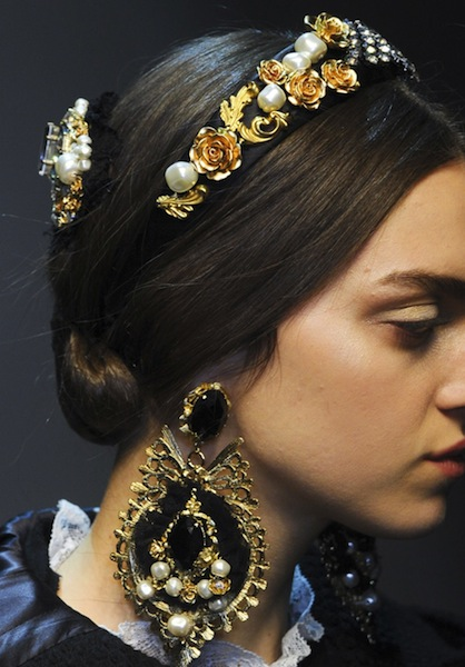Fashion in History: Go Baroque