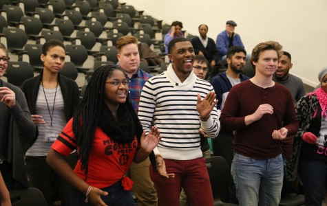 Choir to perform before Democratic debate