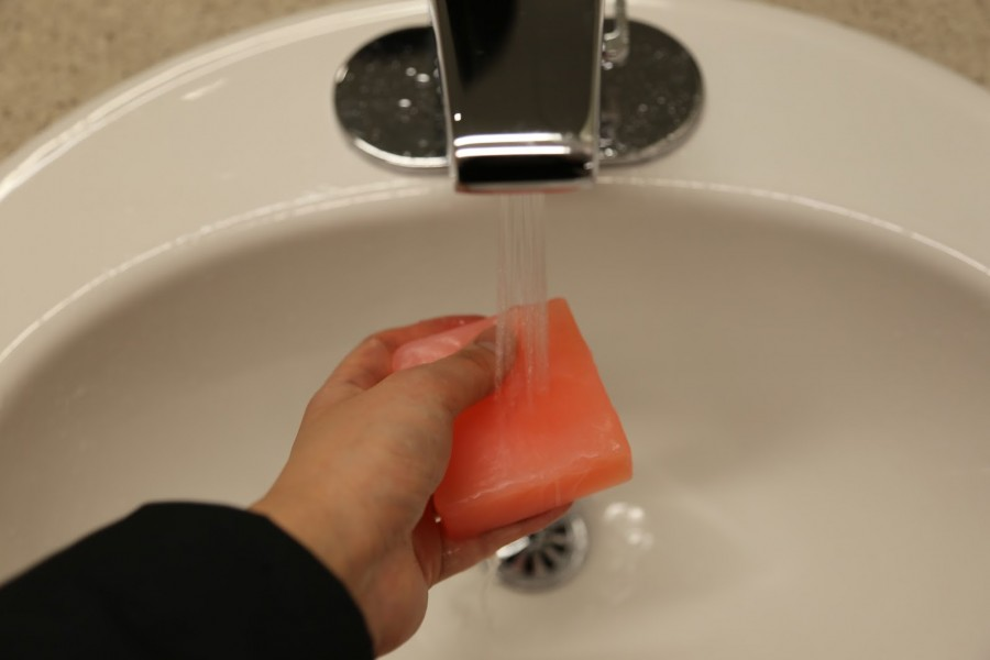 Chemical in hard antibacterial soap leading to increased antibiotic resistance