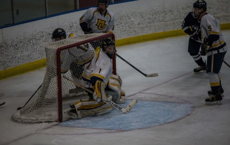 Goalie Robby Arner is one of the main building blocks for next season (Photo by Nolan Bollier/nolan.bollier@mu.edu)